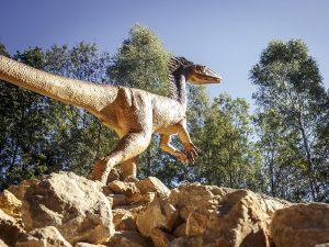 Dinosaurier-Park in Denkendorf