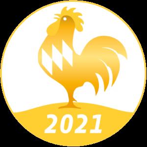 Goldener Gockel 2021